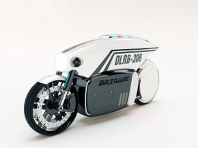 Riderless Motorcycles as Human Meter Maids? | WIRED